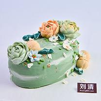 烘焙培训韩式裱花