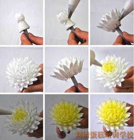 鲜花瓣手工制作大全图片